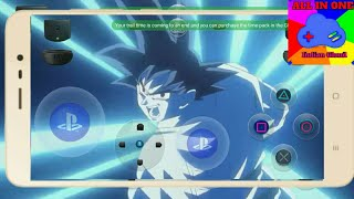 Dragon Ball Xenoverse 2 for PS4 Indian Gloud Games Pro testing from server on Android!