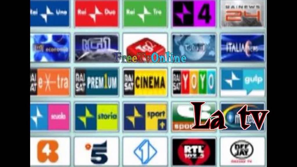 Guardare la tv su internet youtube for Guardare la tv