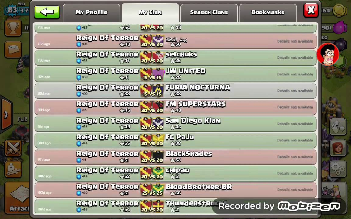 Coc Join Our Level 6 Invite Only Clan Youtube