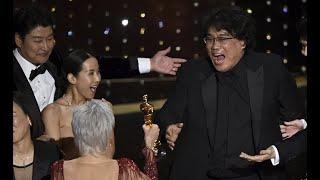 The Wall Street Journal (США): фильм «Паразиты» вошел в историю на церемонии вручения «Оскара».