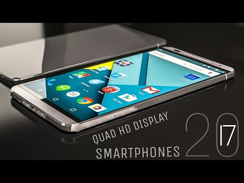 Top phones with Quad HD (QHD) Display in India (2017)