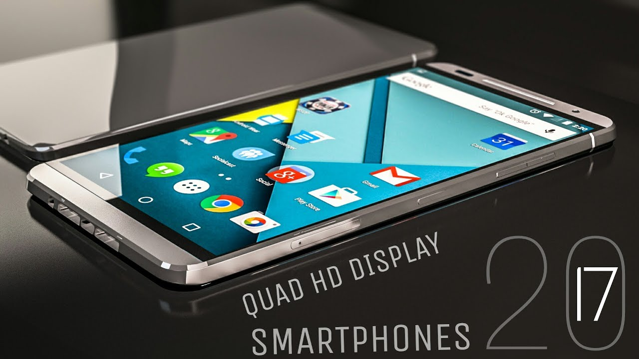 Top phones with Quad HD (QHD) Display in India (2018)