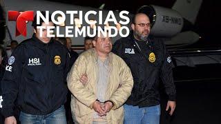 Resumen de la primera jornada del juicio de 'El Chapo' Guzmán | Noticiero | Telemundo