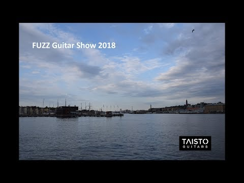 FUZZ Guitar Show 2018 Summary