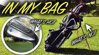 In My Golf Bag - What's Hot and What's Not!