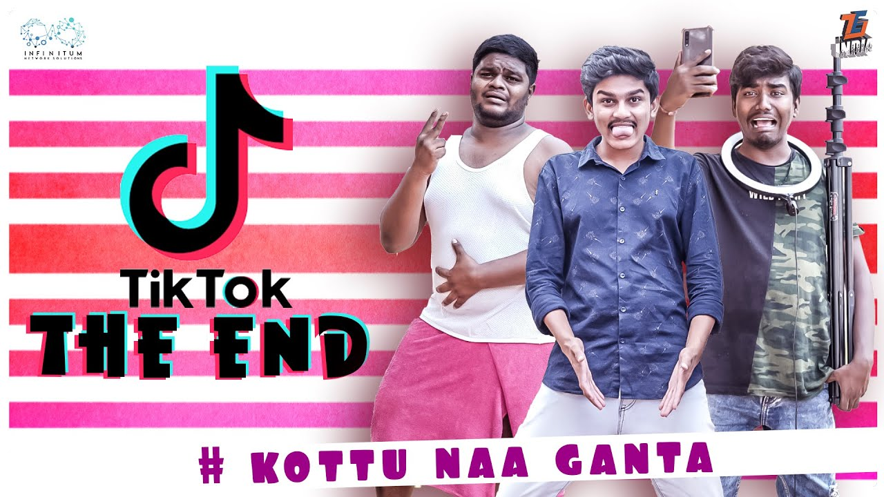 TIKTOK  || THE END || Tej India