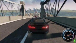 Ocean City Racing - Free Roam Gameplay