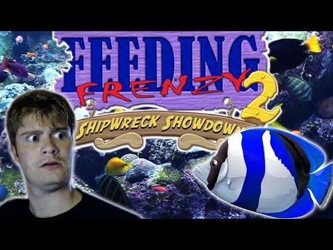 Feeding Frenzy 2 - Part 1 - THE ANGELFISH COMETH!