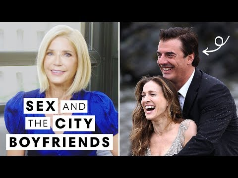 Sex and The City Author Candace Bushnell Breaks Down Boyfriend Types | Harper's BAZAAR