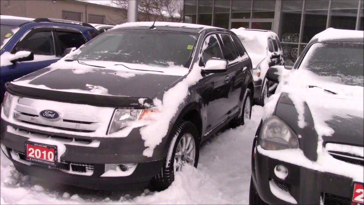 Ford Edge Sel Cold Start