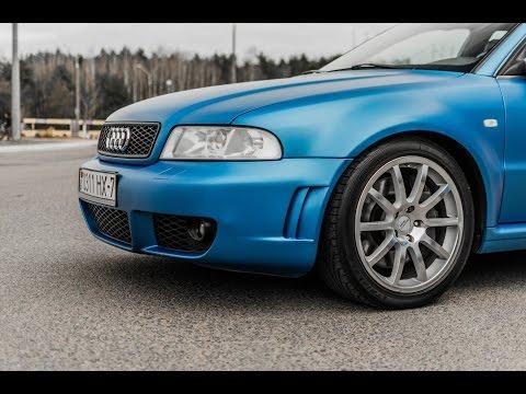 Audi RS4 по цене СОЛЯРИСА. 0-100 за 3,9с. Последний тест-драйв.