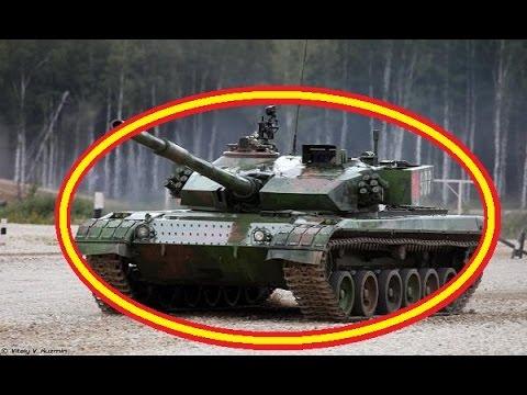 中国 お笑い96式戦車の実力 陸上自衛隊の74式戦車にも及ばない 中国軍が参加した戦車の大会で明らかになった偽りと真実 日本の10式には全く歯が立たず【陸上自衛隊の真の実力】