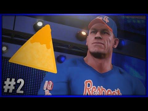 CALINACHO se INTOARCE!!!JOHN CENA vs ROMAN REIGNS / WWE 2K18 Romania Universe Mode #02 (SMACKDOWN)