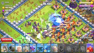 Clash Of Clans Attack || COC ATTACK #107
