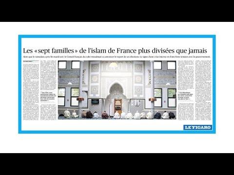-المجلس الفرنسي للديانة الإسلامية في عين العاصفة-  - 10:54-2019 / 6 / 5