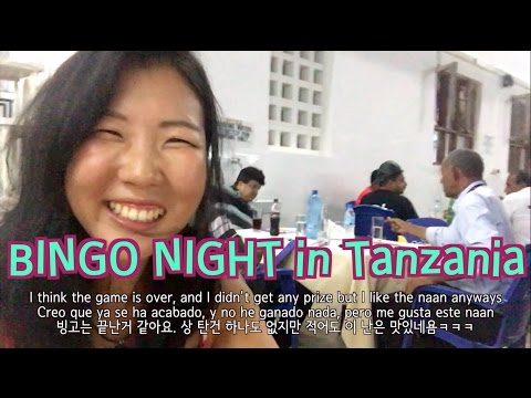 Where to Go in Tanzania | Bingo Club! 탄자니아 일상