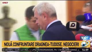 Şedinţă crucială la PSD. O nouă confruntare Dragnea-Tudose