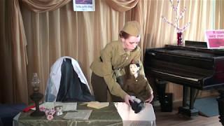 Мутлова Мария моноспектакль