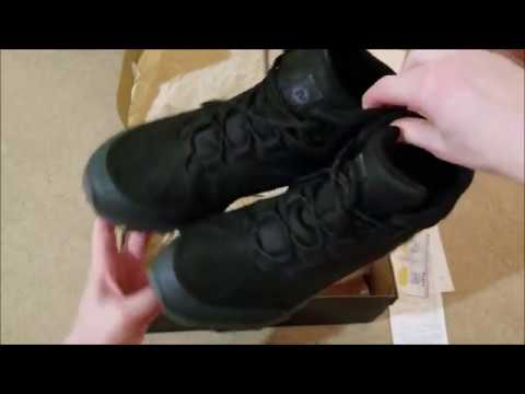 MEN'S COLDPACK ICE+ MID POLAR WATERPROOF Merrell Winter Boots Unboxing and Fitting