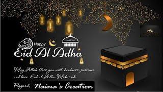 Eid ul Adha Mubarak 2021 | Eid Whatsapp Status | Eid Mubarak 2021 | Eid Wishes 2021