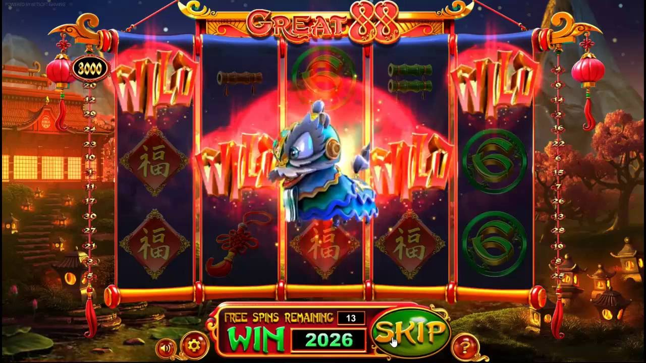 Great 88 Slot - Free Play | DBestCasino com