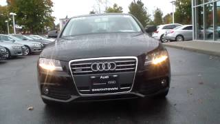 2011 Audi A4 used, Long Island, Smithtown, Brentwood, Northport, NY 5012A