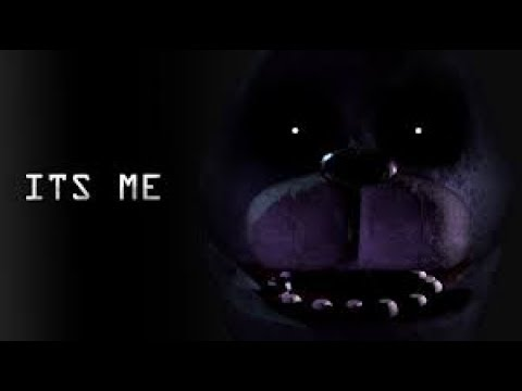 Fnaf song》It's me》The living tombstone》Lyrics