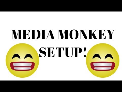 How to Setup Media Monkey (Free Media Software!)