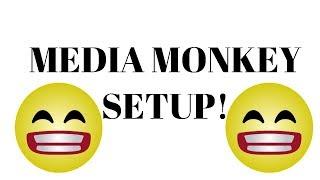 How to Setup Media Monkey (Free Media Software!)