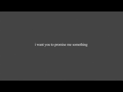 free audio - promise me something
