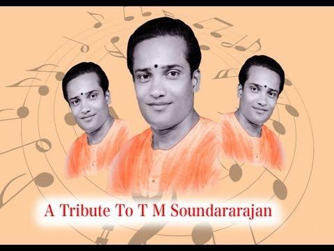 A Tribute To TM Soundararajan | Vol 1 - Jukebox
