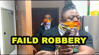 Coroanvirus Pandemic Robbery