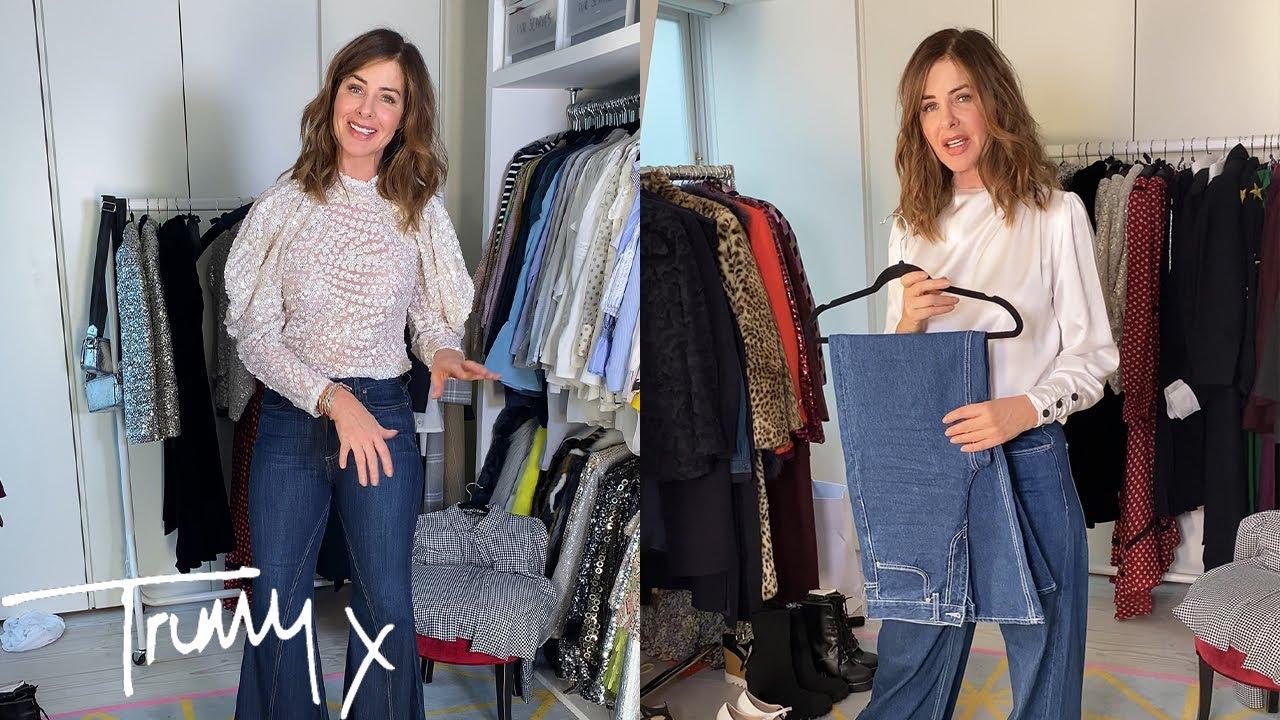 Closet Confessions: How To Style Denim | Fashion Haul | Trinny