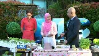 Talk Show Tanam Hidroponik - IMS