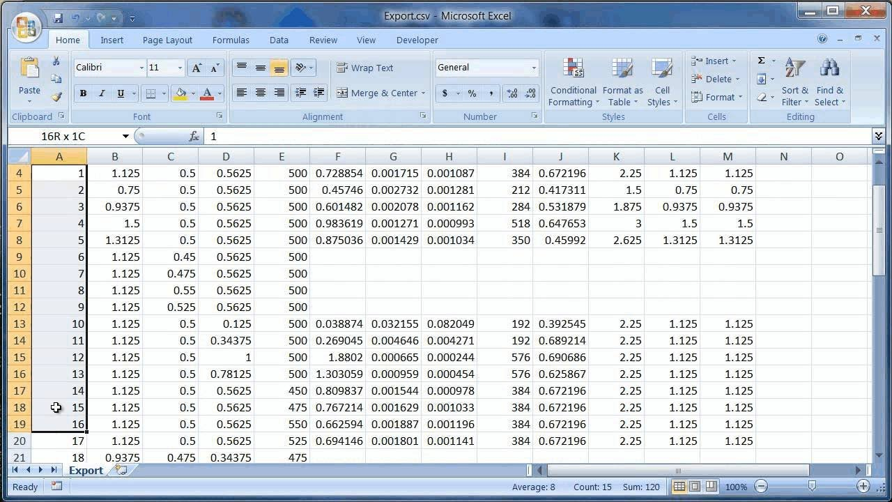 Using MS Excel with ANSYS 13 0 Simulation [Tutorial]