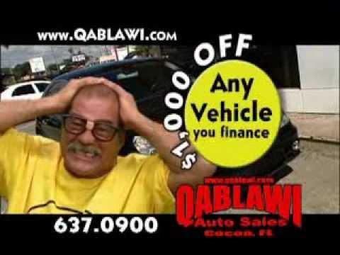 Qablawi Fred´s Car-Commercial - YouTube