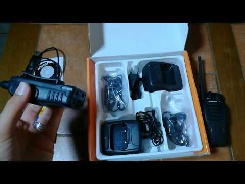 Présentation BF-888S / Talkie walkie Baofeng