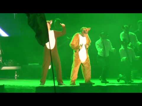 Ylvis - The Fox (What Does the Fox Say?) live - Pohoda festival 2017