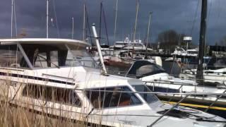 Leven in een camper 148, Jachthaven Tacozijl te Lemmer.