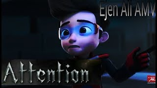 Ejen Ali - AMV Attention