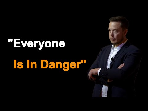 Elon Musk's Controversial Speech That Exposed The Biggest Deceptions In The World