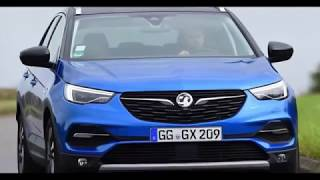2018 Opel Grandland X Review interior Exterior and Drive Expresive