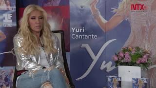 """Con el lanzamiento del Álbum """"Primera Fila"""", Yuri apuesta por mante..."""