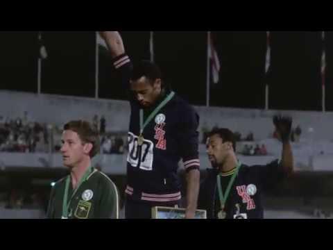 """1968 : le """"Black Power"""" aux Jeux Olympiques de Mexico"""