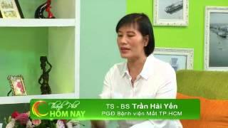 Đau mắt đỏ - Thành Phố Hôm Nay [HTV9 -- 19.06.2014]