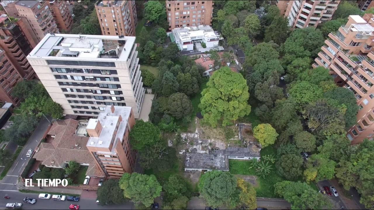 Casa del capo rodr guez gacha ser subastada el tiempo for Barrio ciudad jardin norte bogota