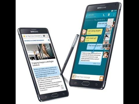 Samsung Galaxy Note 4 N910c Gambar Dan Harga Terbaru 2014 Youtube