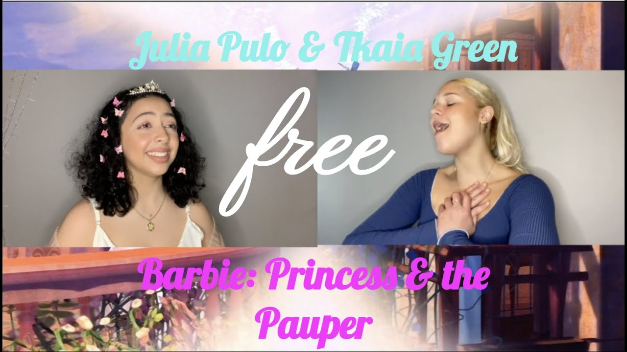 Download Free (Barbie's Princess & the Pauper) - Julia Pulo & Tkaia Green