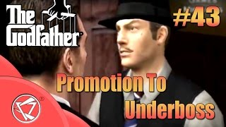 The Godfather Game | Promotion To Underboss | 43th Mission