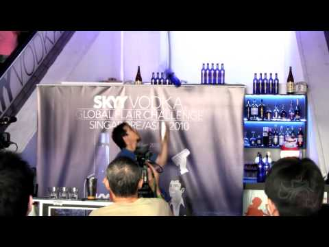 SKYY Vodka Global Flair Challenge 2010 SEA Finals - Malaysia